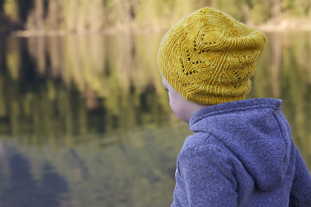 loch hat by tin can knits