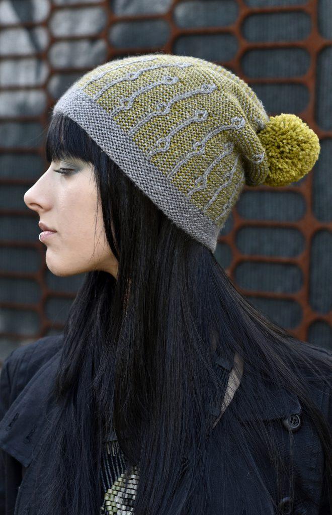 joyce hat by woollywormhead