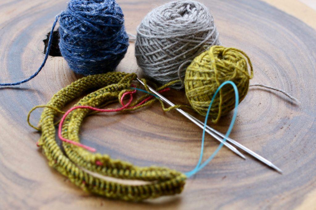 Clypea hat in Nua yarn