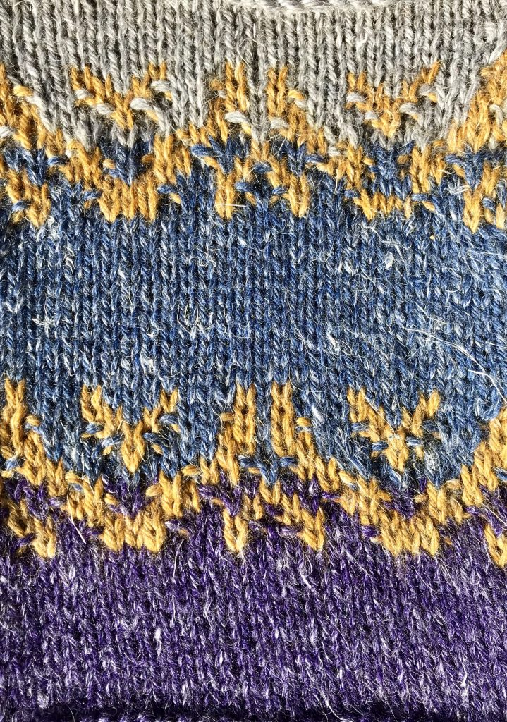 waning crescent swatch