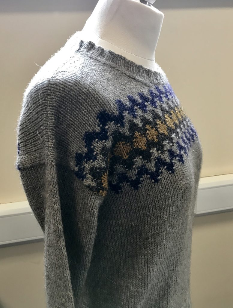 nua bohus sweater