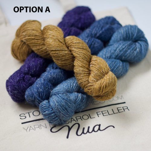 waning crescent colour options