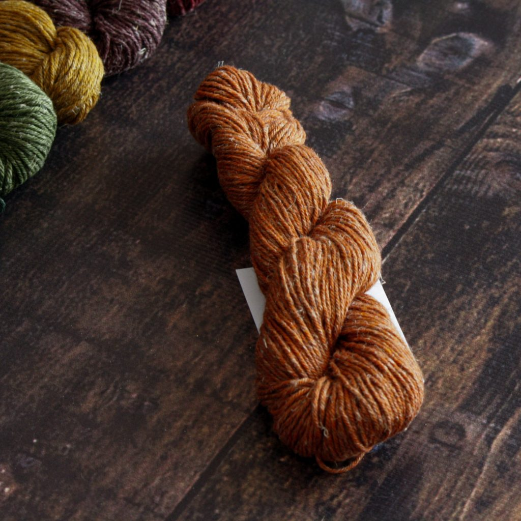 Nua Worsted harvest moon