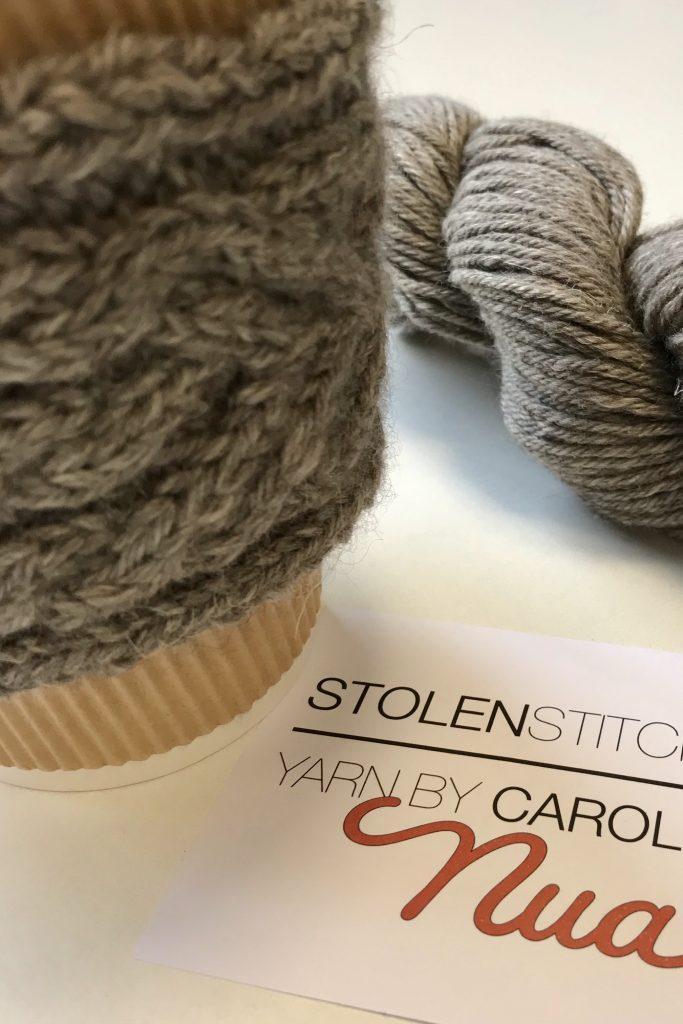 New yarn for EYF