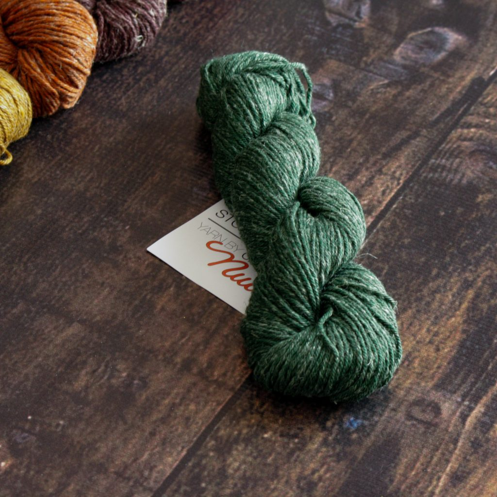 Nua Worsted sea veggies