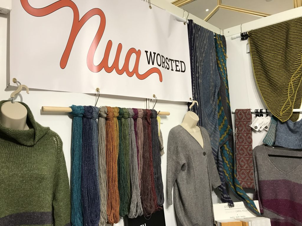 without a purl sweater in nua worsted