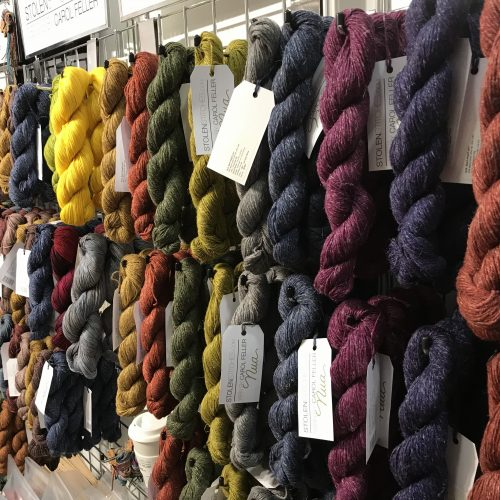woollinn yarn festival