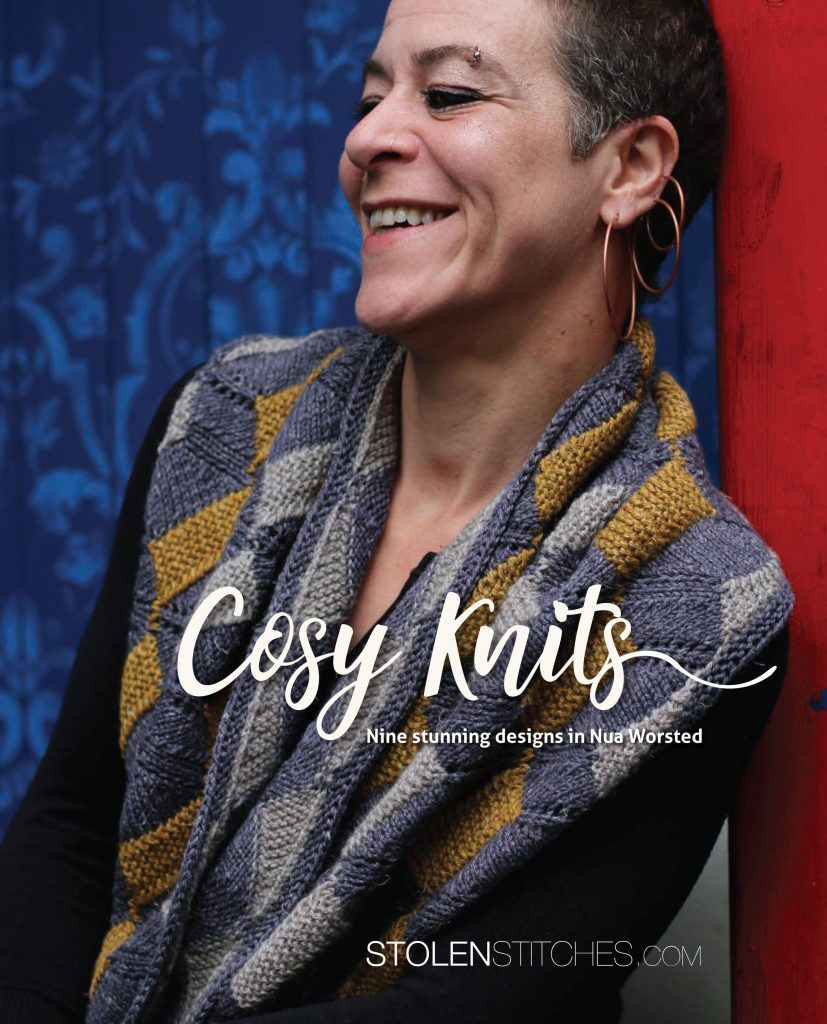 cosy knits book cover