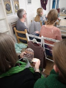 cosy knits launch details