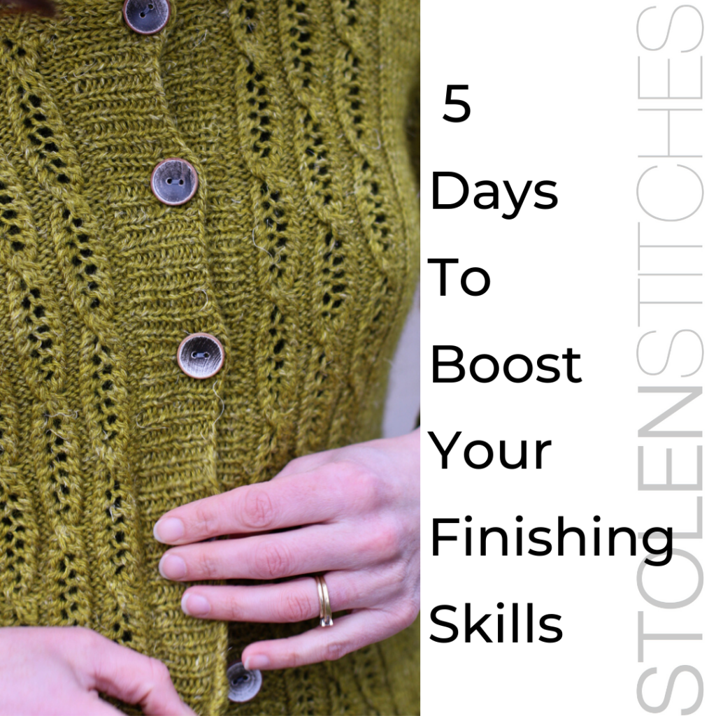 5 days to boost your finishing techniques by carol feller